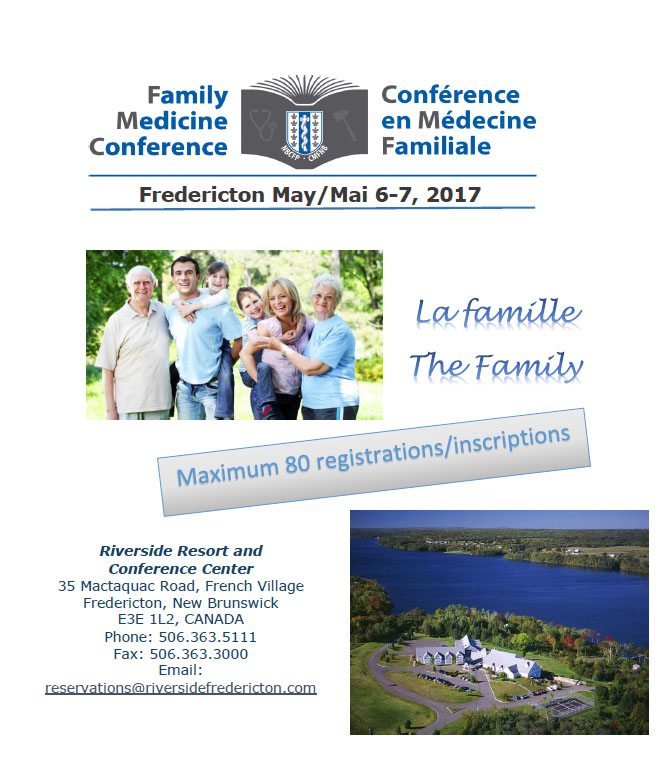 Family Medicine Conference Program